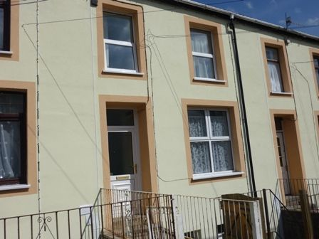 Thumbnail Terraced house to rent in Adare Street, Ogmore Vale, Bridgend