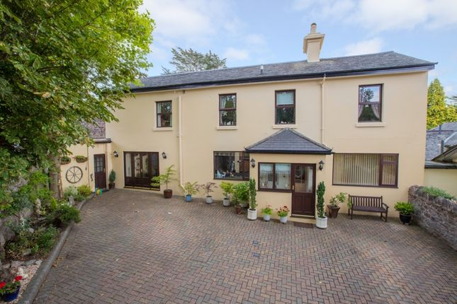 Thumbnail Detached house for sale in Cedars Road, Torquay