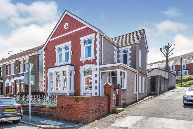 Thumbnail Detached house for sale in Brynmawr Place, Maesteg