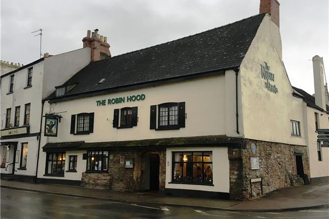 Thumbnail Pub/bar to let in Robin Hood Inn, 124, Monnow Street, Monmouth, Sir Fynwy, UK