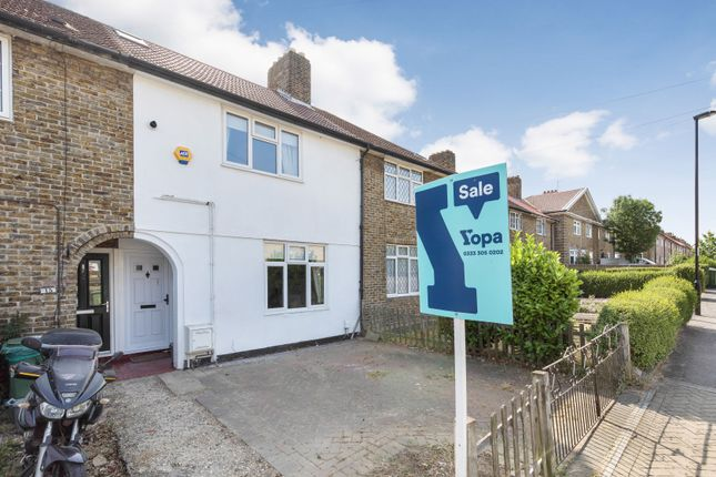 Thumbnail Terraced house for sale in Geraint Road, Downham, Bromley