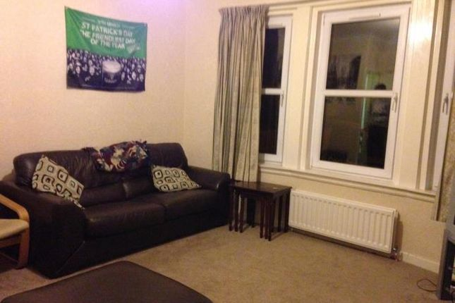 Thumbnail Terraced house to rent in Wallace Gardens, Stirling