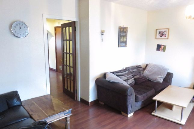 Thumbnail Semi-detached house to rent in Cornhill Terrace, Aberdeen