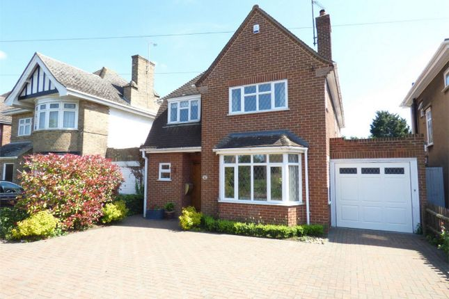 Thumbnail Detached house for sale in Thorpe Park Road, Peterborough, Cambridgeshire