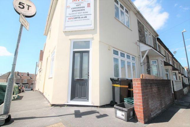 Thumbnail Flat to rent in Nags Head Hill, St George, Bristol