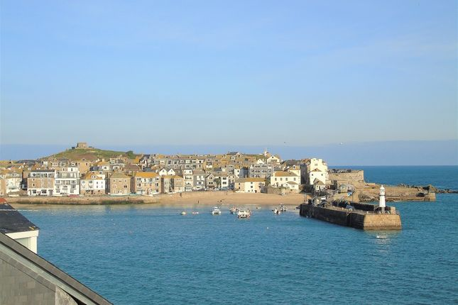 Thumbnail End terrace house for sale in Draycott Cottages, St Ives, Cornwall