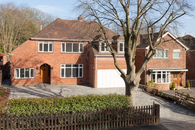 Thumbnail Detached house for sale in Havant Road, Horndean