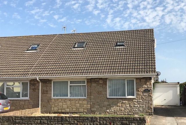 Thumbnail Bungalow to rent in Fulmar Road, Porthcawl
