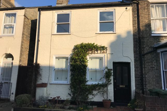 Thumbnail End terrace house to rent in Ainsworth Street, Cambridge
