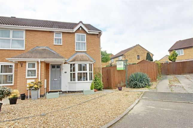 End terrace house for sale in Blea Water, Huntingdon