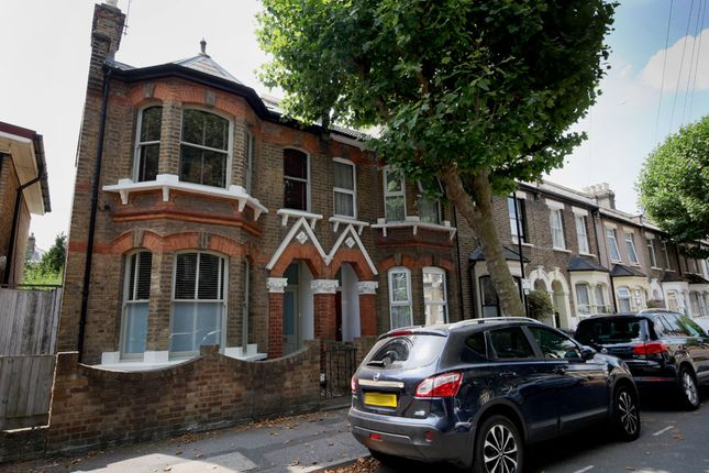 Thumbnail End terrace house for sale in Malvern Road, Leytonstone