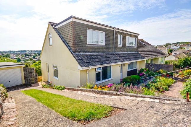 5 bed semi-detached bungalow for sale in Lichfield Drive, Brixham TQ5
