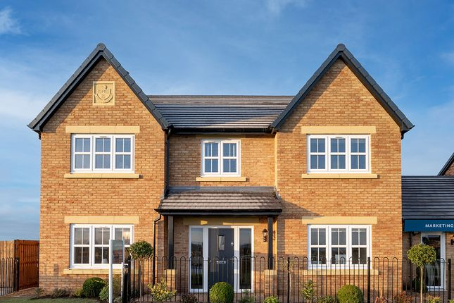 """5 bed detached house for sale in """"Fenton"""" at Thirsk Road, Kirklevington, Yarm TS15"""