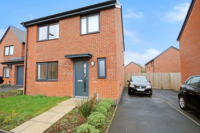 Thumbnail Detached house to rent in Millview Lane, Rochdale