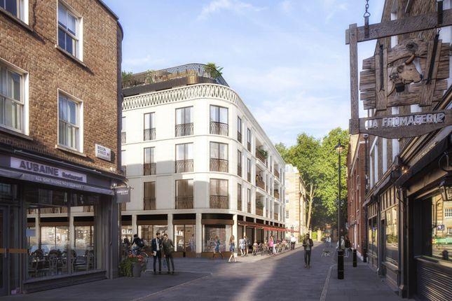 Thumbnail Flat for sale in Marylebone Lane, London