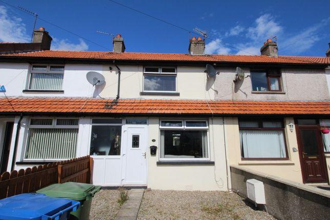 Thumbnail Terraced house to rent in Beechwood Avenue, Bangor