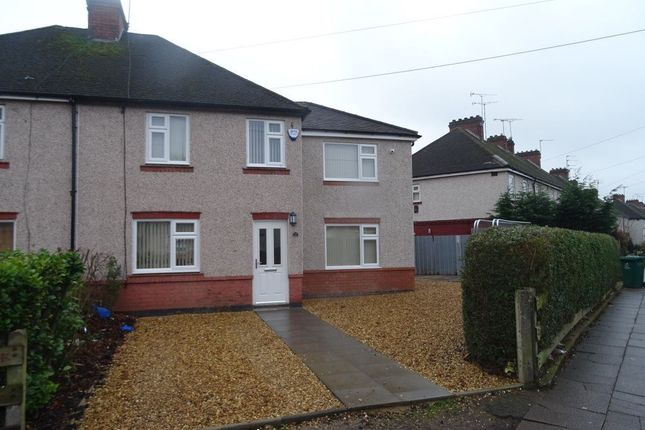 Thumbnail Detached house to rent in Queen Margarets Road, Canley