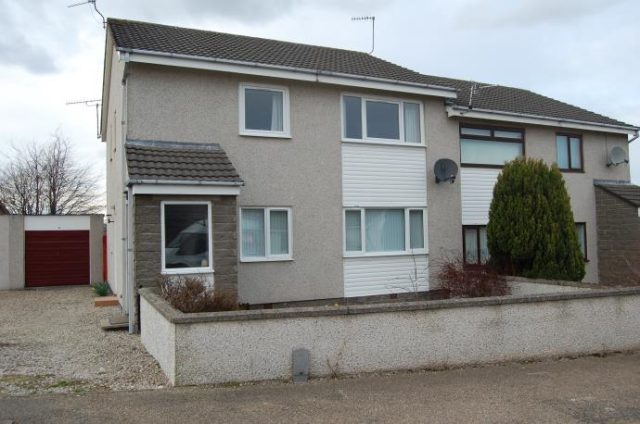 Thumbnail Flat to rent in 92 Bailies Drive, Elgin
