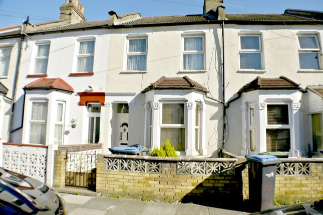 Thumbnail Terraced house for sale in Chiswick Road, Edmonton