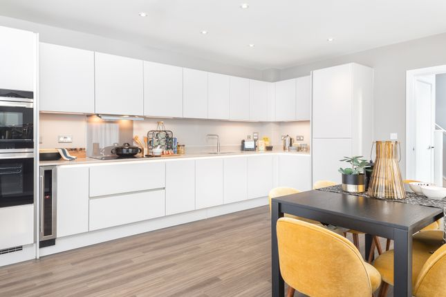 Thumbnail Flat for sale in Plot 136, Central Square Apartments, Acton Gardens, Bollo Lane, Acton, London