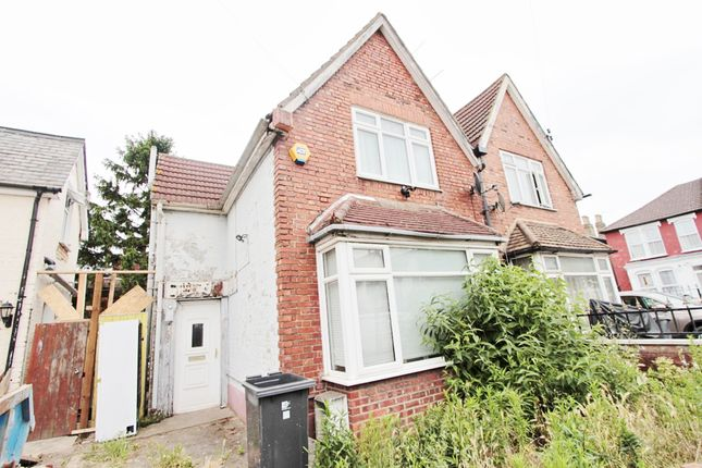 Thumbnail Semi-detached house for sale in Hampden Road, London