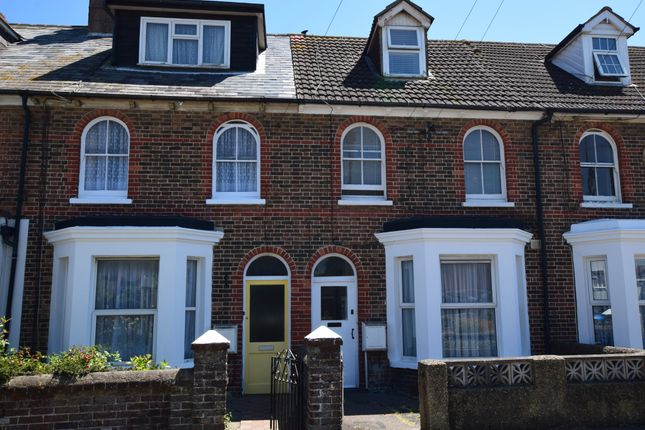 Front of Richmond Road, Pevensey Bay BN24