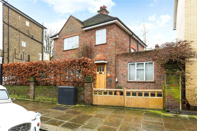 Thumbnail Detached house for sale in Dartmouth Park Road, London