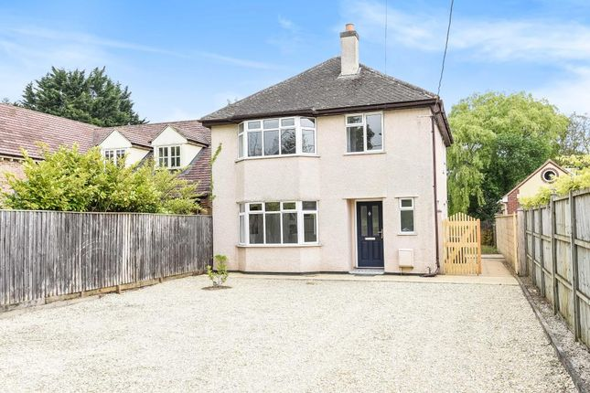 Thumbnail Detached house to rent in Yarnton, Oxfordshire