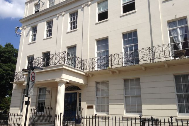 Thumbnail Flat to rent in The Parade, Leamington Spa
