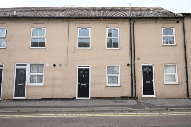 Thumbnail Flat to rent in Milton Road West, Lowestoft