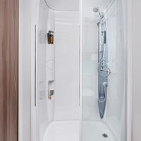 Provence Shower of Weymouth Bay Holiday Park, Weymouth DT3