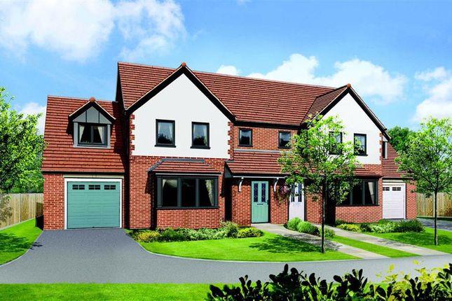 Thumbnail Semi-detached house for sale in Jenkins Avenue, Retford