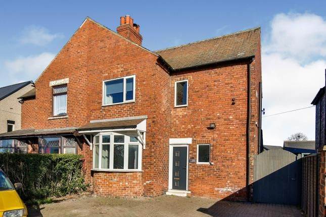 3 bed semi-detached house for sale in Haughton Road, Darlington, Co Durham, . DL1