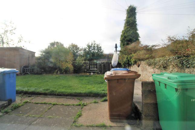 Rear Garden of Pratt Street, Kirkcaldy KY1