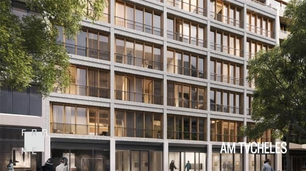 Thumbnail Apartment for sale in Am Tacheles, Mitte, Berlin, Germany, 10117