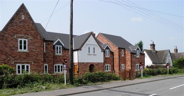 Thumbnail Property to rent in Burton Road, Twycross, Nr Atherstone