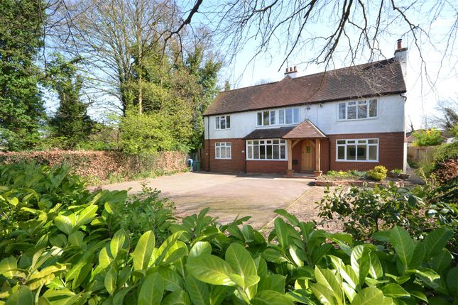 Thumbnail Detached house for sale in Longdown Lane South, Epsom