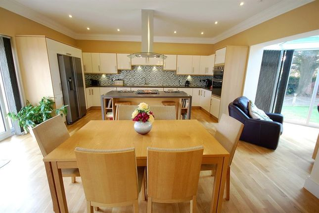 Thumbnail Detached house for sale in Marshfield Road, Castleton, Cardiff