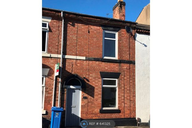 Thumbnail 2 bed terraced house to rent in Camden Street, Derby