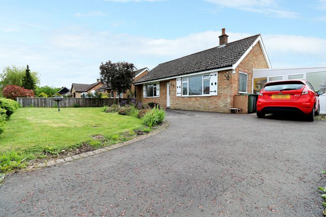 2 bed detached bungalow for sale in Hall Lane, Wacton, Norwich NR15
