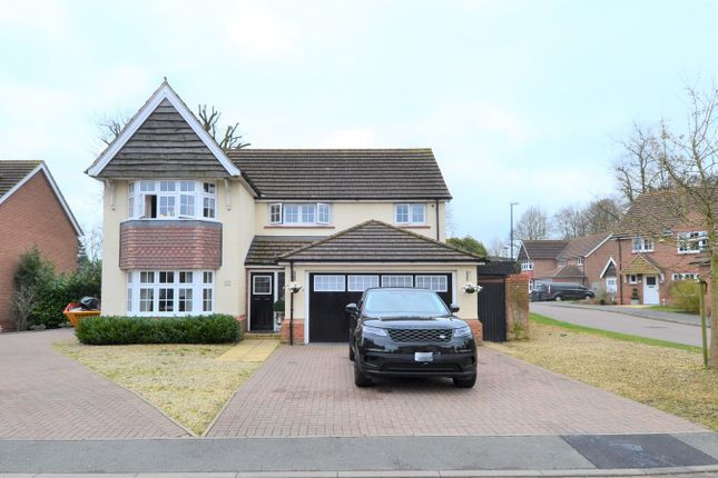 Thumbnail Detached house for sale in Barnard Close, Rubery, Birmingham
