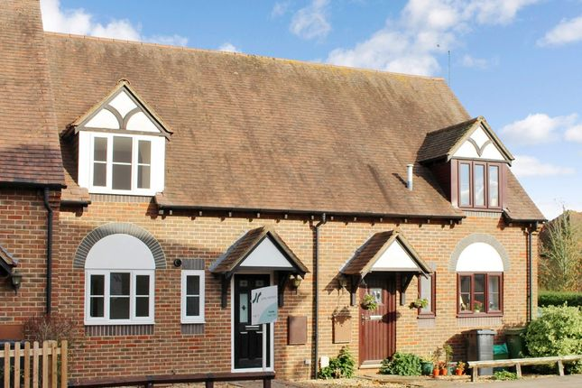 2 bed terraced house for sale in St. Michaels Close, Lambourn, Hungerford