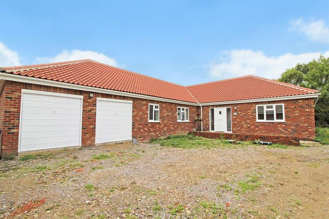 Thumbnail Bungalow for sale in The Sycamores, Keal Cotes, Spilsby