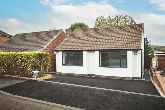 2 bed detached bungalow for sale in Crabtree Close, Allestree, Derby DE22