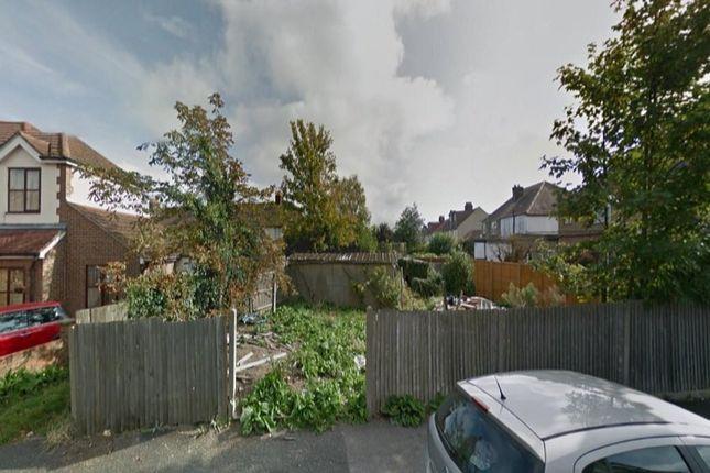 Thumbnail Land for sale in Godalming Avenue, Wallington