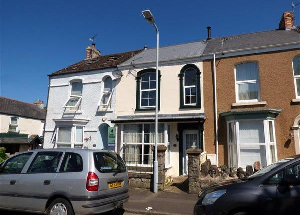 Thumbnail Terraced house to rent in Victoria Avenue, Mumbles, Swansea