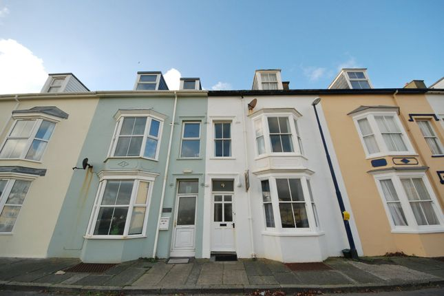 Thumbnail Terraced house to rent in Rheidol Terrace, Aberystwyth