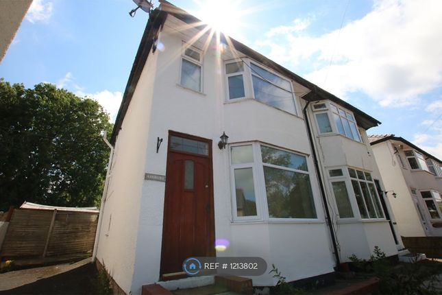 2 bed semi-detached house to rent in Chester Road, Mold CH7