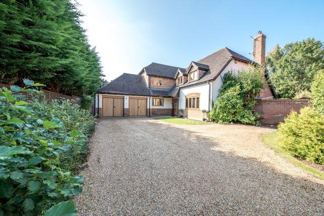 Thumbnail Detached house for sale in Holden Close, Biddenham, Bedfordshire.