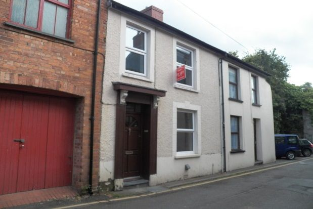 Thumbnail Terraced house to rent in Queens Terrace, Cardigan